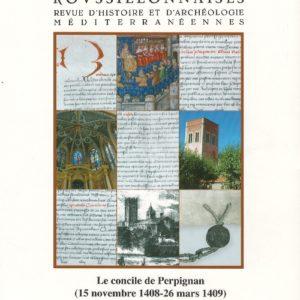 Le Concile de Perpignan 1408-1409