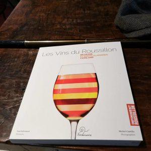 Livre les vins du Roussillon