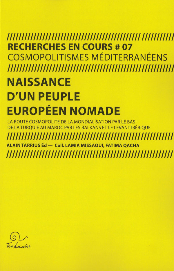 Naissance d'un peuple européen nomade