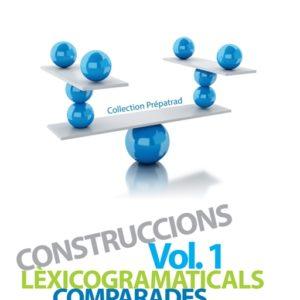 Construccions lexico-gramaticales comparades