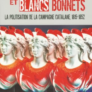 Bonnets rouges et blancs bonnets