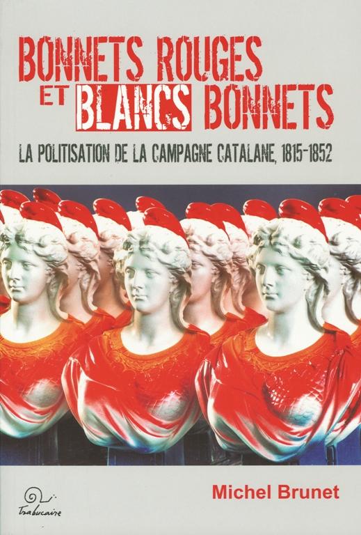 Bonnets rouges et blancs bonnets