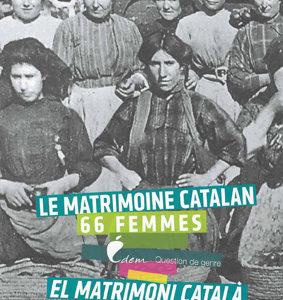 Le matrimoine catalan - 66 femmes