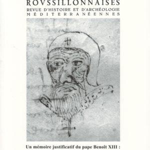 Un mémoire justificatif du pape Benoît XIII : l'Informatio seriosa.